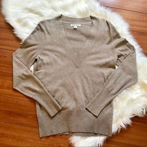 Banana Republic Silk Cashmere Pullover Sweater M